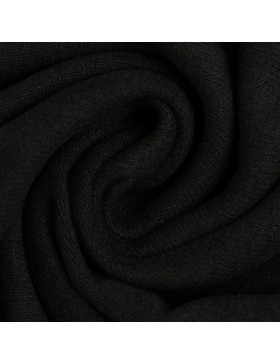 Strick Strickstoff Bene schwarz