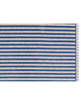 Nicky Nickystoff grau blau dunkelblau gestreift geringelt Streifen