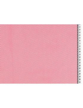 Netz Netzstoff pink Obstnetz Taschenfutter