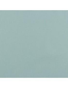 Baumwoll Canvas uni einfarbig hellblau babyblau