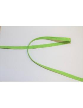 1m Gummiband hellgrün apfelgrün 6mm breit Gummi
