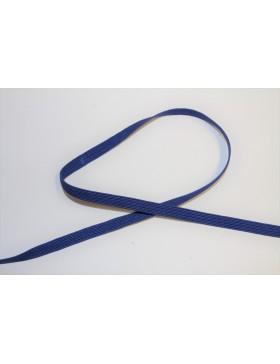 1m Gummiband dunkelblau 6mm breit Gummi