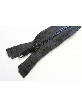 Reißverschluss teilbar 70 cm schwarz