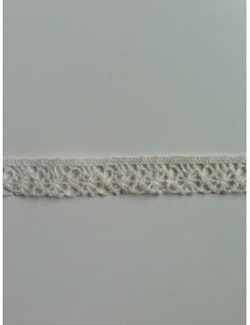 1m Spitze creme natur 14 mm breit