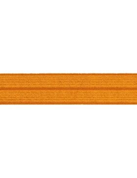 1m Falzgummi Faltgummi Einfassgummi 20 mm orange