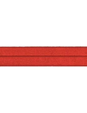 1m Falzgummi Faltgummi Einfassgummi 20 mm rot