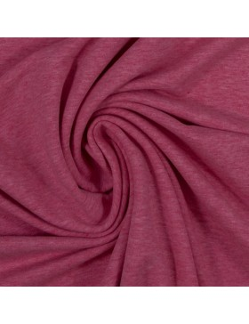 Sweat Eike melange meliert erika pink 1935