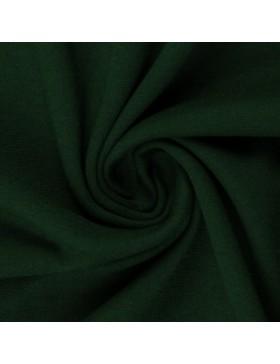 Stoff Bündchen uni einfarbig dunkelgrün smaragd 564 Heike