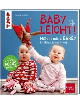 Buch Nähen mit Jersey - Babyleicht Gr. 44-98 Klimperklein Pauline...