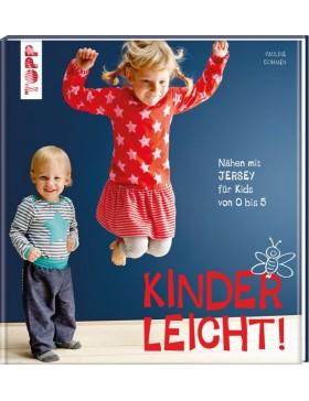Buch Nähen mit Jersey - kinderleicht für Baby und Kind von 0 bis 8...