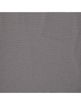 Baumwoll Jersey Mini Streifen Ringel gestreift hellgrau dunkelgrau...