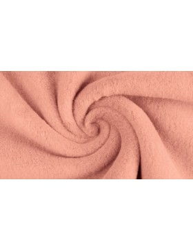Baumwollfleece Fleece Sheepskin rosa rose