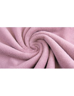 Bambus Frottee altrosa rose pastell