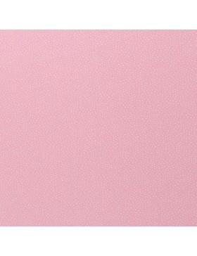 Jersey Little Spring Pünktchen Tupfen rosa rose