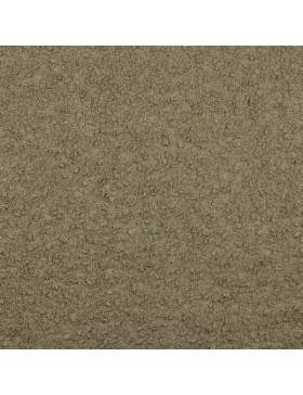 Boucle taupe beige Mantelstoff