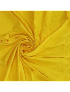 Bambus Jersey gelb sonnengelb einfarbig