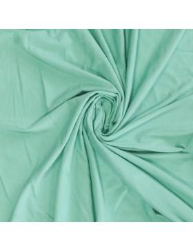 Bambus Jersey mint mintgrün einfarbig