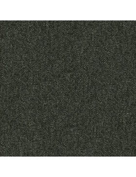 French Terry Sweat Jeansoptik Denim oliv dunkelgrün grün Digitaldruck