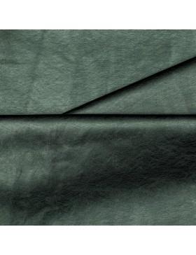 Kunstleder petrol grün metallic leicht glänzende Optik