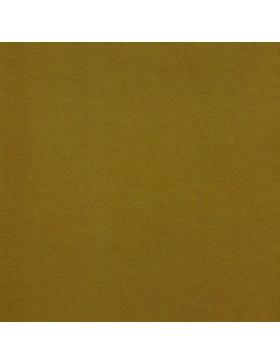 Baumwoll Jersey einfarbig cognac braun GOTS zertifiziert 042
