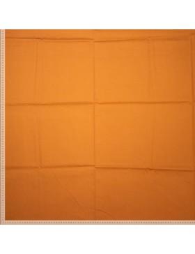 Baumwoll Popeline einfarbig hellbraun honig leather brown Alix...