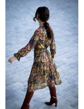 Schnittmuster Marion Kleid Fibre Mood Ebook Damen Gr. XS-XXL