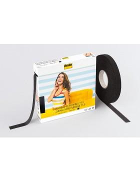 Nahtband 50 m 1,5cm breit schwarz Vlieseline von Freudenberg