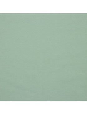 French Terry Sweat einfarbig mint mintgrün hell GOTS zertifiziert 015