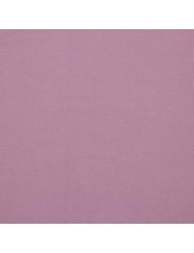 French Terry Sweat einfarbig lavendel violett flieder GOTS...