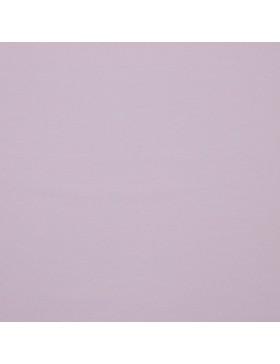 French Terry Sweat einfarbig light lavender lavendel flieder GOTS...