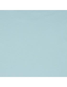 Bündchen uni light blue hellblau einfarbig GOTS zertifiziert 016