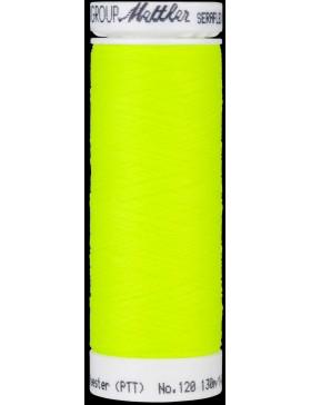 Seraflex Nähgarn hochelastisch Neon Gelb Vivid Yellow Farbe 1426...