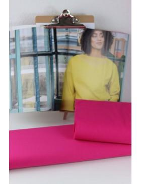DIY Stoffpaket Shirt Pullover Vera pink Fibre Mood Gr. XS bis M