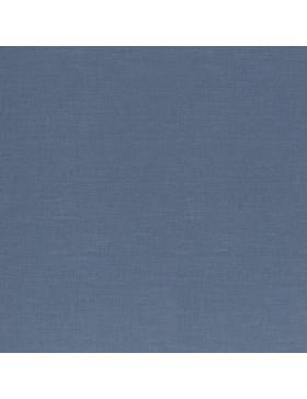 Stoff Leinen Reinleinen rauchblau jeansblau blau 259 Bio Washed
