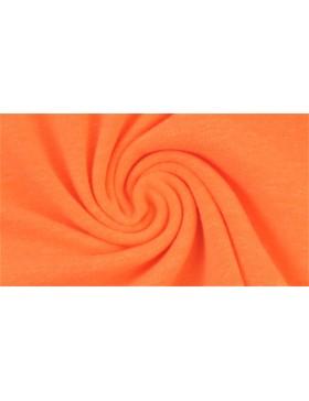 Jersey einfarbig neon orange