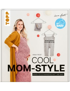 Buch Cool Mom Style Baby und Umstandsmode Schnittmuster
