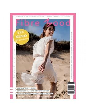 Fibre Mood Ausgabe 15 -  12 Schnittmuster und 36 Variationen