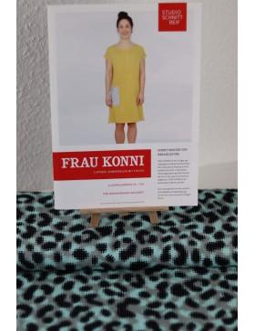DIY Paket Leo Leoprint grau türkis Thorsten Berger Frau Konni...