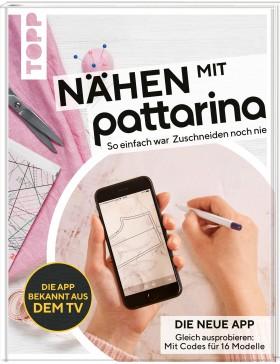 Nähen mit Pattarina (Die App bekannt aus dem TV) So einfach war...