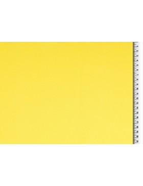 Baumwoll Bambus (Viskose) Jersey gelb hellgelb einfarbig