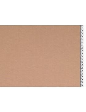 Baumwoll Bambus (Viskose) Jersey beige taupe nude einfarbig