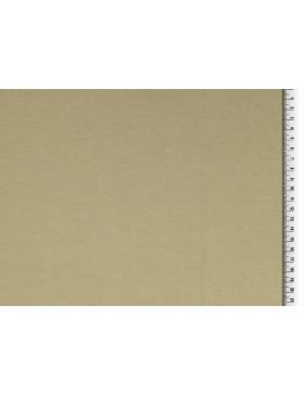 Baumwoll Bambus (Viskose) Jersey khaki oliv einfarbig