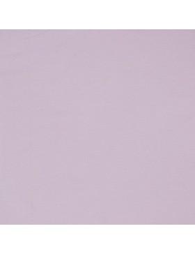 Baumwoll Jersey einfarbig lavendel flieder light lavender GOTS...