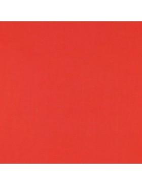 Viskose Stoff einfarbig uni rot Webware