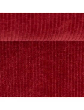 Cord Cordjersey Juna bordeaux weinrot Swafing