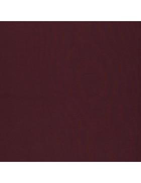 French Terry Sweat einfarbig uni bordeaux dunkel 938 Maike