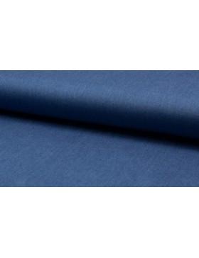 Tencel Viskose Chambray Jeans Denim mittelblau blau