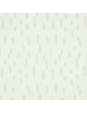Leinen Viskose Webware Striche Streifen beige creme ecru