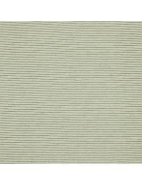 Leinen Viskose Jersey Lurex Glitzer Streifen creme weiß gold