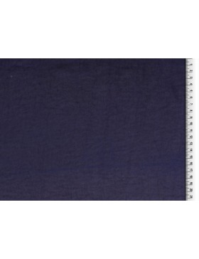 Elastic Satin Satinstoff blau dunkelblau Blusenstoff leicht glänzend